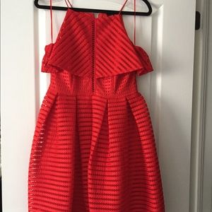 Marciano Red dress size medium